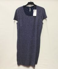 Bonita Damen Kleid Blau Gr. 46 (NF191)