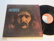 Jan Akkerman (Focus) - Profile.. Dutch EMI -Bovema  Vinyl: mint-/Cove :very good