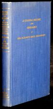 Marion Gertrude Deavenport / COLONIAL HISTORY AND GENEALOGY OF THE #276985