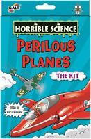 Galt HORRIBLE SCIENCE PERILOUS PLANES Kids Educational Toy BN