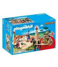 Arena de gladiadores Playmobil History