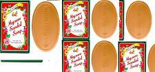 15 BARS!  Mysore Sandalwood Soap 75grams EXPORT QUALITY