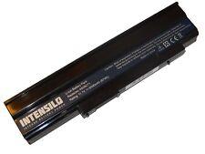 BATTERIE pc portable 6000mAh noir pour Packard Bell EasyNote NJ65-AU-020UK, NJ66