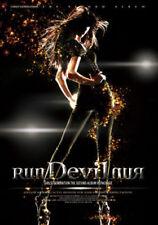 SNSD GIRLS GENERATION RUN DEVIL RUN 2nd Repackage Album CD+Poster+P.BOOK SEALED