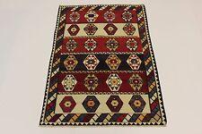 Exclusiv Nomaden Kelim fein Unikat Perser Teppich Orientteppich 2,43  X 1,70