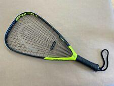 Head Graphene 360 Extreme 165 Racquetball Racquet 3 7/8 Grip 221019