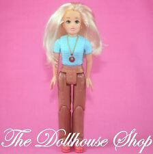 New Fisher Price Loving Family Dollhouse Blonde Mom Doll Figure