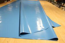 3,00€/m²  Lkw Plane Abdeckplane abdek 700g/m² hellblau versch. Maße z.Auswahl