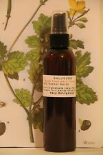 Scalp Psoriasis Treatment. 100% Herbal Spray. 4oz   Compare with shampoo.