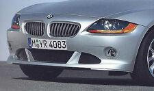 BMW Brand OEM 2003-2008 E85 E86 Z4 Front Bumper Aerodynamic Kit Primed Brand New