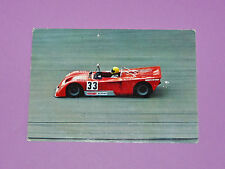 CARTE POSTALE CPA CHEVRON B 21 AUTOMOBILE GRAND PRIX PILOTE COURSE