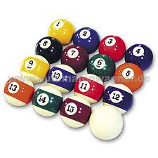 Billardkugeln  Pool-Ball-Satz Favorite 57,2/57,2 mm   (Art.Nr.3127)