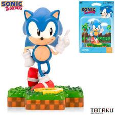 "TOTAKU Sonic the Hedgehog, Sonic, Figurine, Original 10 cm / 4.0"""