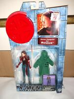 """2000 TOY BIZ MARVEL X-MEN THE MOVIE ROGUE 5 1/2"""" ACTION FIGURE - NEW IN PACKAGE"""