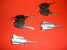 FOR VW Polo 9N door lock with key / front left 6Q4 837 167/168