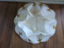 Vintage Muffin or Biscuit Cozy Warmer Server