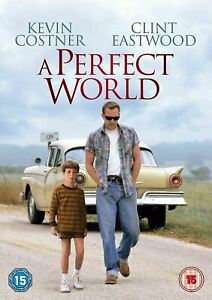 A PERFECT WORLD (1993) Region 4 [DVD] Kevin Costner Clint Eastwood