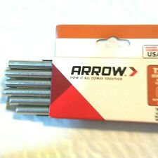 Arrow #256 T25 3/8-Inch Staples, 1,000-Pack For Cat Cable Many Other Uses