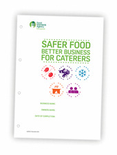 More details for safer food better business for caterers latest edition