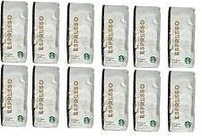 Starbucks  Espresso Roast Whole Bean Dark Roast Coffee 12 LB