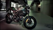 """029 Ducati - Monster Multistrada Panigale Super Motorcycle 42""""x24"""" Poster"""