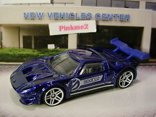 2017 HW SPEED GRAPHICS Design sparco FORD GT ☆blue;white pr5☆LOOSE Hot Wheels