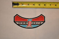2010 Hog Harley Davidson Owners Group MotorCycle Cloth Jacket Patch New NOS