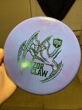 Discmania Razor Claw Vapor Tactic. Lightly Used 8/10
