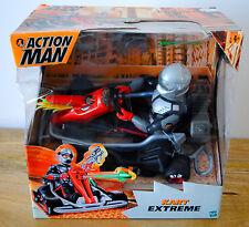 Figurine ACTION MAN KART EXTREME (Hasbro) Neuve jamais déballée !!