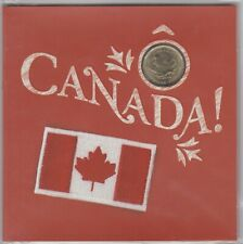 2015 O Canada Five Coin Gift Set 5c-$2.00