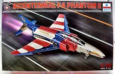 ESCI 9033 1:72 Bicentennial F4 Phantom II Model Plane Kit New In Box 1984