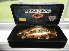 50TH ANNIVERSARY OF 24K PLATED NASCAR W/CERTICATE OF AUTHENCITY