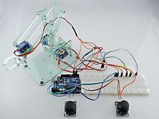 [Sintron] Mini Industrial Robotic Arm kit, Servo Joystick UNO R3 for Arduino use