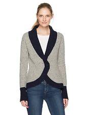Mountain Khakis Fleck Shawl Cardigan Sweater jacket coat - Lunar - Large