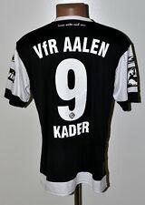 VFR AALEN GERMANY 2018/2019 MATCH WORN ISSUE FOOTBALL SHIRT SALLER KADER #9