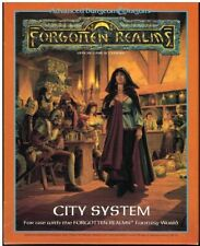 1x Forgotten Realms: City System Box Set Complete Used/Acceptable Products - D&D