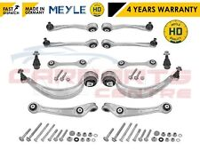 FOR AUDI A4 A5 Q5 FRONT UPPER LOWER SUSPENSION CONTROL ARM LINK MEYLE HD ARMS