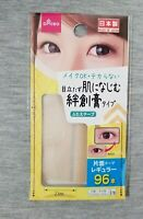 DAISO Double Fold Eyelid Adhesive Tape Sticker 378 Made in Japan 96 pcs
