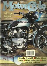 September The Classic Motorcycle Magazines in English