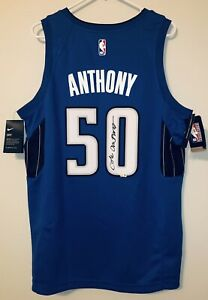 Cole Anthony Signed Orlando Magic Nike Autographed NBA Swingman Jersey FANATICS
