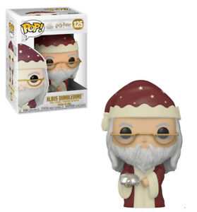 Pop! Harry Potter - Albus Dumbledore Holiday #125