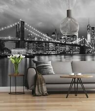 New York Bedroom Wall mural wallpaper Giant poster style wallcovering 144x100in