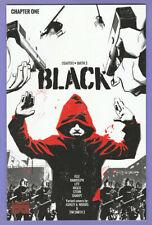 Black 1 A Chapter One Black Mask Osajyefo optioned Warner Bros 1st printing v