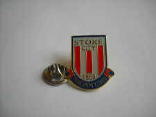 b2 STOKE CITY FC club spilla football calcio pins broches inghilterra england