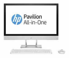 HP Pav 24-r014 AIO Intel 7th Gen i5-7400t 12GB RAM 2TB HD All-in-one PC Computer