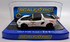 "Scalextric ""Lenovo"" Lotus Exige V6 Cup-R DPR 1/32 Slot Car C3513"
