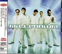 Backstreet Boys - Millennium, Japan CD Obi +2 Bonus Track