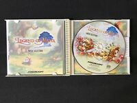 Legend of Mana Squaresoft Music Soundtrack Selection CD Playstation PS1