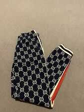 Gucci Men's Technical Jersey Track Pants