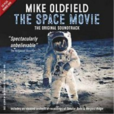 Mike Oldfield-The Space Movie  CD with DVD NEW